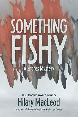 Something Fishy by Hilary MacLeod (English) Paperback Book Free Shipping!