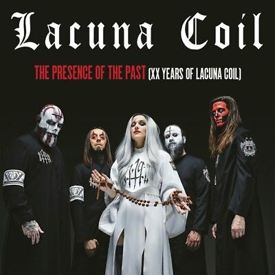 Lacuna Coil - The Presence of the Past CD (13) Century Media Records NEU