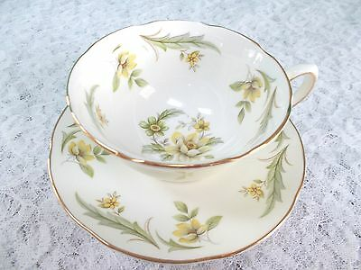 Royal Grafton Fine Bone China Cup & Saucer - Made in England -# 9272 T