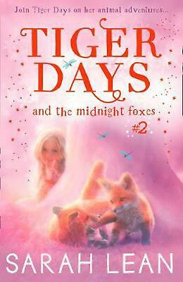 Midnight Foxes by Sarah Lean Paperback Book Free Shipping!