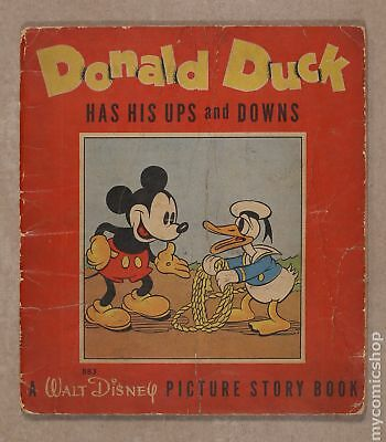 Donald Duck Has His Ups and Downs #883 1937 FR/GD 1.5