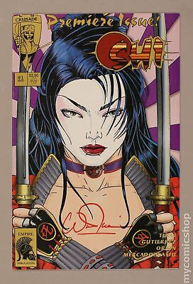 Shi The Way of the Warrior #1 1994 VF/NM 9.0
