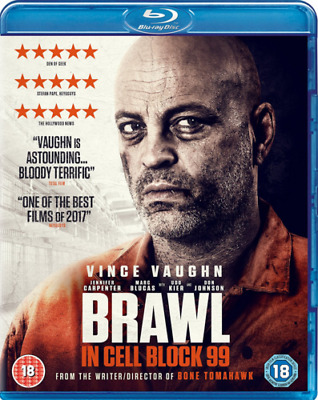 Brawl - Blu Ray Disc - Brand New, Sealed with slip cover