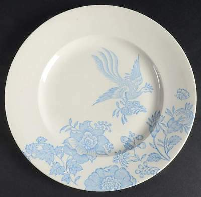 Burgess & Leigh ASIATIC PHEASANTS BLUE Accent Dinner Plate 10023263