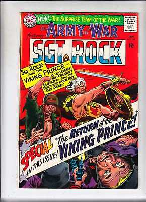 Our Army at War #162 Sgt Rock strict FN/VF- 7.0 High-Grade  100s more DC Wars