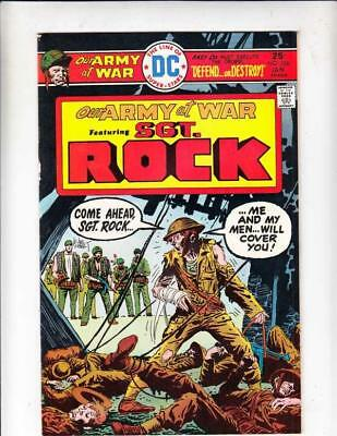 Our Army at War # 288 strict FN/VF artist John Lehti