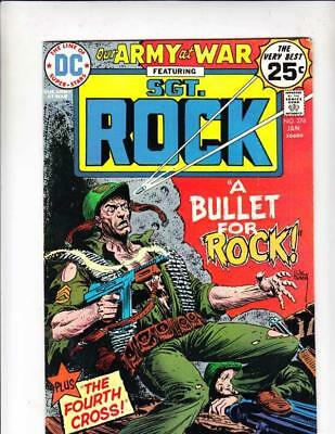 Our Army at War # 276 strict FN/VF artist EC Great George Evans