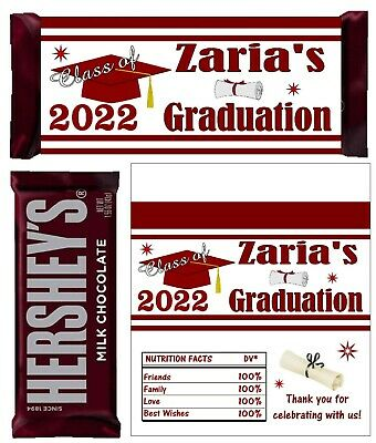 LION KING SIMBA BABY SHOWER FAVORS CANDY BAR WRAPPERS HERSHEY BAR WRAPPERS