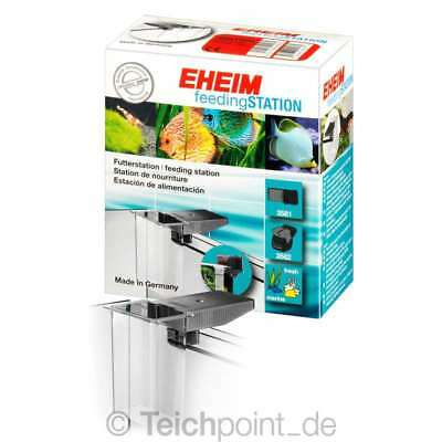 EHEIM feedingSTATION Aquarium Futterstation für Fisch Futterautomat