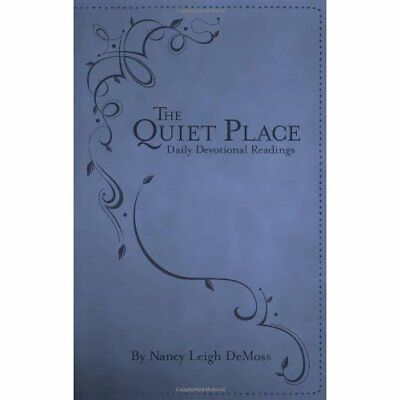 The Quiet Place - Imitation Leather NEW LEIGH, DEMOSS N 2011-12-01