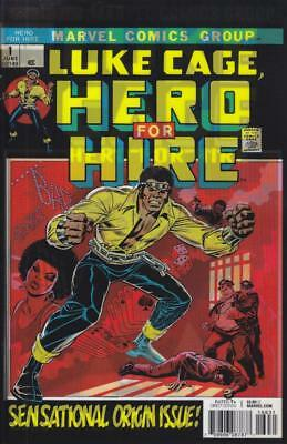 Luke Cage #166 Lenticular Variant Homage To Hero For Hire #1 Marvel Legacy