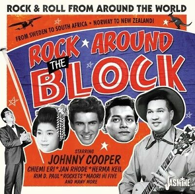 Various Artists - Rock Around The Block V1 (Various Artists) [New CD]