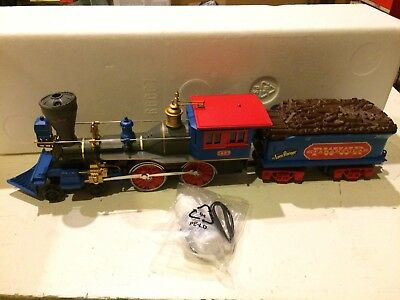 Lionel 38673 The Lone Ranger General Steam Loco & Tender w/ Trainsounds NEW