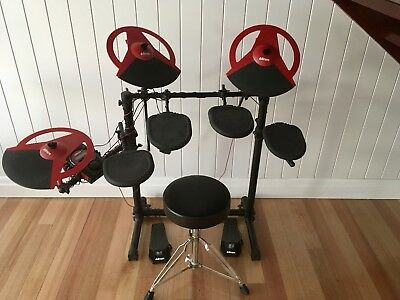 Ddrum DD Beta 4 Piece Electronic Drum Kit USED