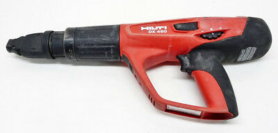 Hilti DX 460 Fully Automatic Powder-Actuated Tool 9/L149709A