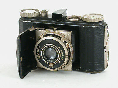 Kodak Retina Type 117+Early Model+First Retina From 1934-35+Lots Of Use And Wear