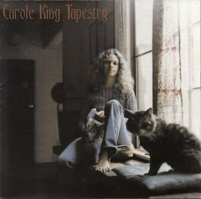 CAROLE KING Tapestry CD - New