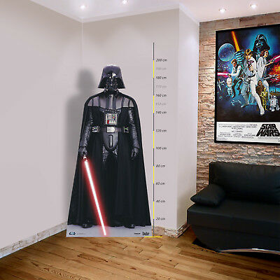 Star Wars Pappaufsteller (Stand Up) - Darth Vader (195 cm)