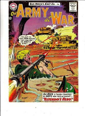 Our Army at War # 133 strict VG/FN