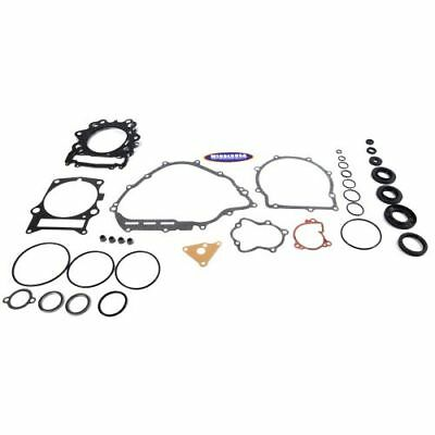 Complete Gasket Kit with Oil Seals For Yamaha 700 RHINO FI 2008 - 2013 700cc