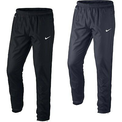 Nike Boys Pants Libero Woven Tracksuit Bottoms Cuffed Sports Kids Size S M L XL