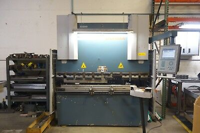 Durma 6' 44 Ton 2 Axis CNC Hydraulic Press Brake  Accurpress Brake Metal Bender