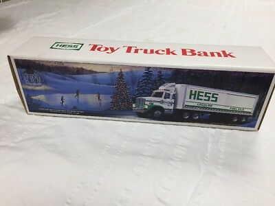 1987 Hess Toy Truck Bank