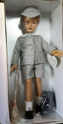 Effanbee William by dewees Cochran Shirley's dollhouse exclusive