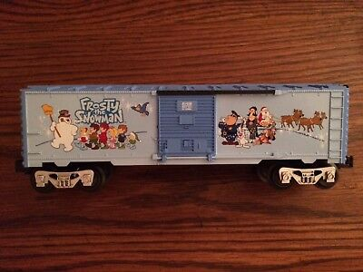 Lionel 81428 Frosty the Snowman Box Car New in Box!