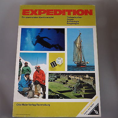 Ravensburger Spiele Nr. 14.221: Expedition 1971 (44380)