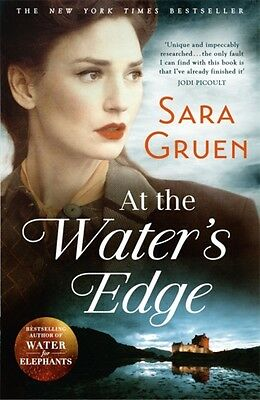 At The Water's Edge (Paperback), Gruen, Sara, 9781473604735