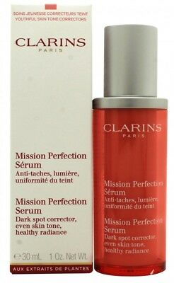 Clarins Mission Perfection Serum  - Women's For Her. New. Free Shipping
