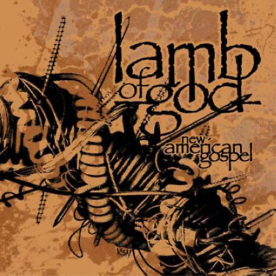 Lamb of God-New American Gospel  (UK IMPORT)  CD NEW