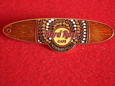 HRC Hard Rock Cafe Indianapolis World Instrument Series 2007 Bull Roarer LE500