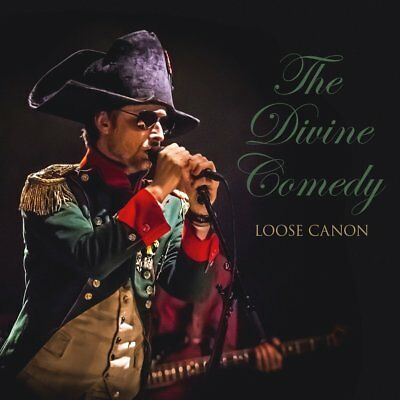THE DIVINE COMEDY LOOSE CANON: LIVE IN EUROPE CD (Released February 16th 2018)