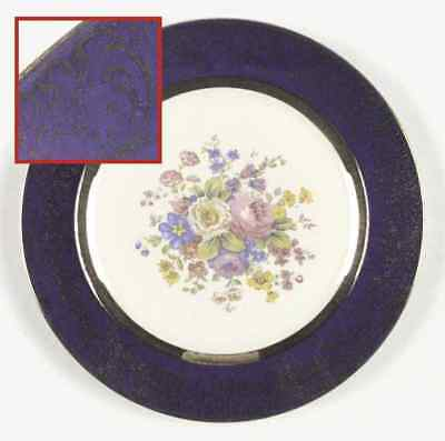 Salem ARISTOCRAT COBALT BLUE Dinner Plate 668582