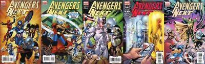 Avengers Next (2007) 1-5  Complete!