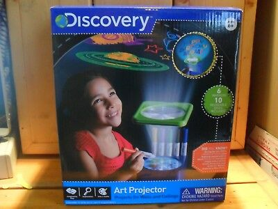 discovery kids wall and ceiling art projector with markers free