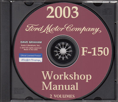2003 ford f150 repair manual free