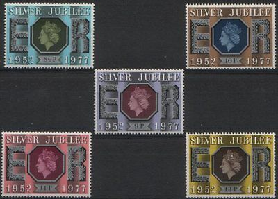 1977 Gb - Silver Jubilee -Umm (11 May) Mint Never Hinged.