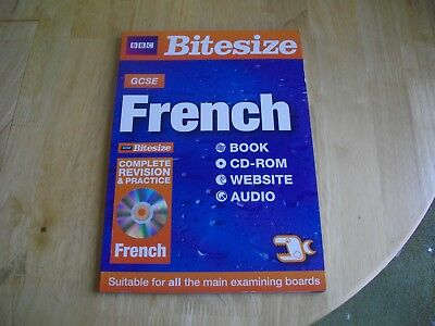 Bbc Bitesize Gcse French Complete Revision And Practice Ks4 2010 Cd Exam Quest