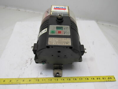Lincoln P30192611111 Monitored Lubrication System Grease Pump 120V