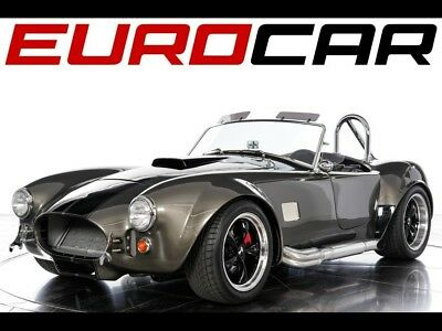2006 Shelby Roadster Replica 2006 Shelby Cobra Five MKIII Roadster - Rare & Stunning Example, Completed in 07