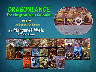 DRAGONLANCE: The Margaret Weis Collection (25 MP3 Audiobooks)