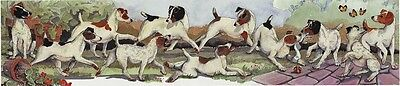 Enid Groves Jack Russell Print