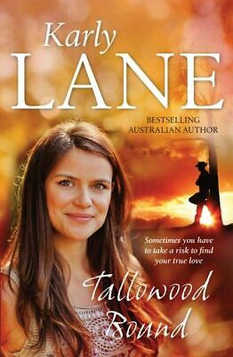 NEW Tallowood Bound By Karly Lane Paperback Free Shipping