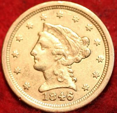1846-O New Orleans Mint Gold $1