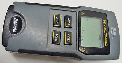 Ideal Industries VDV MultiMedia Voice, Data & Video Tester 6/B10028B