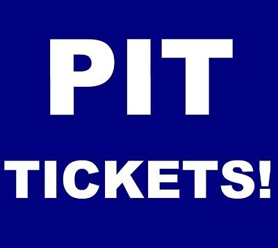 Portugal. The Man tickets Charlotte Metro Credit Union Amphitheatre 9/18 **PIT**