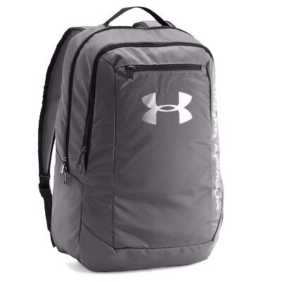 Under Armour Hustle Backpack LDWR Sport Schule Training Rucksack 1273274-040